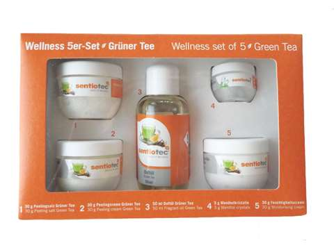Wellness-set