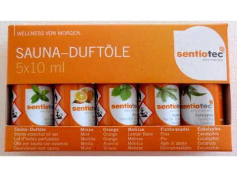 Bastudoft 5x10 ml